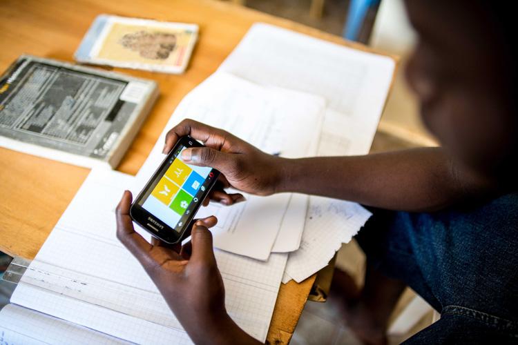 Photo: Digital literacy