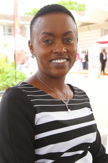 Mrembo Empowerment Centre Founder, Stellamaris Mwende